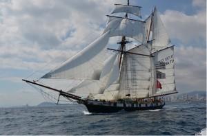 Arriva la Festa della Marineria, arrivano le Tall Ships