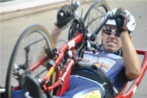 Hand bike a Sanremo