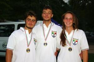 Con Alberto Capurro e Ivan Dante