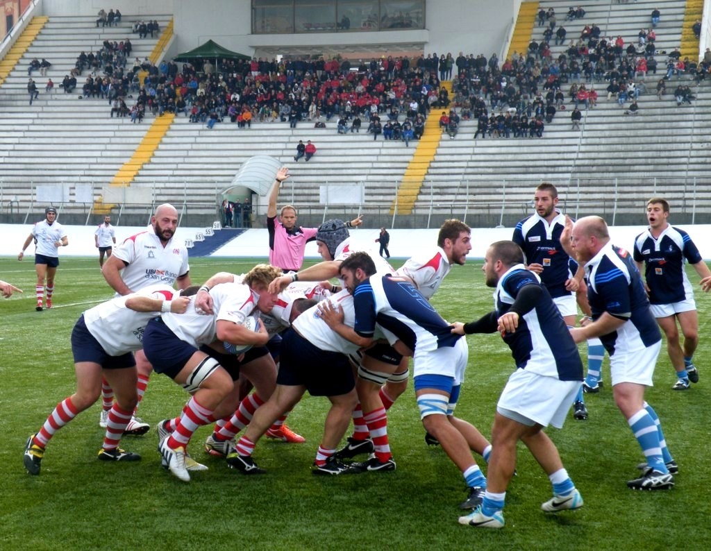 Il CUS Genova Rugby