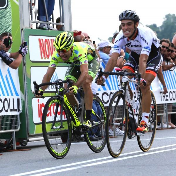 74° Giro dell'Appennino vinto da Mucelli