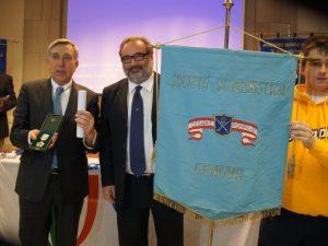 Premio De Coubertin a Ferdinando Cafiero
