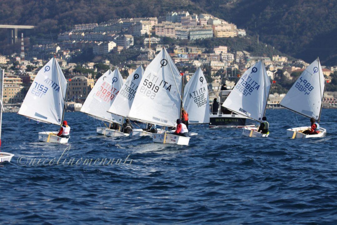 Un momento del Primazona Winter Contest (foto Nicolino Mennuti)