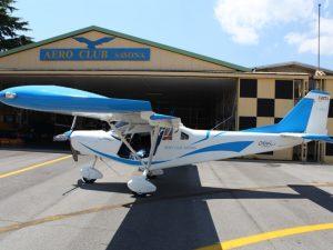 Barlocchetti intervene all'Aero Club Savona