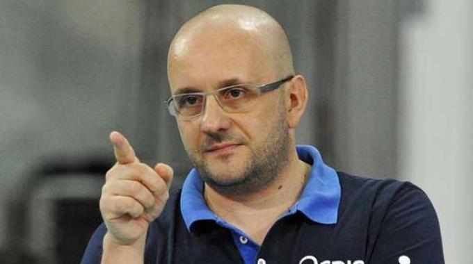 Mauro Berruto, Allenatore dell'ItalVolley