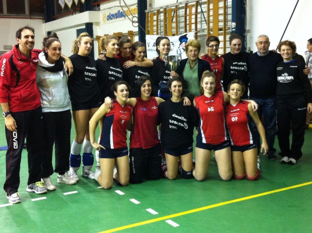 Carcare vince la Coppa Liguria 2014