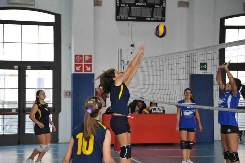 Albaro Nervi Volley