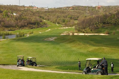 campo golf cogoleto