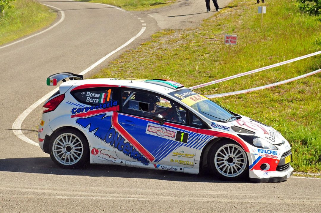 rally coppa d'oro