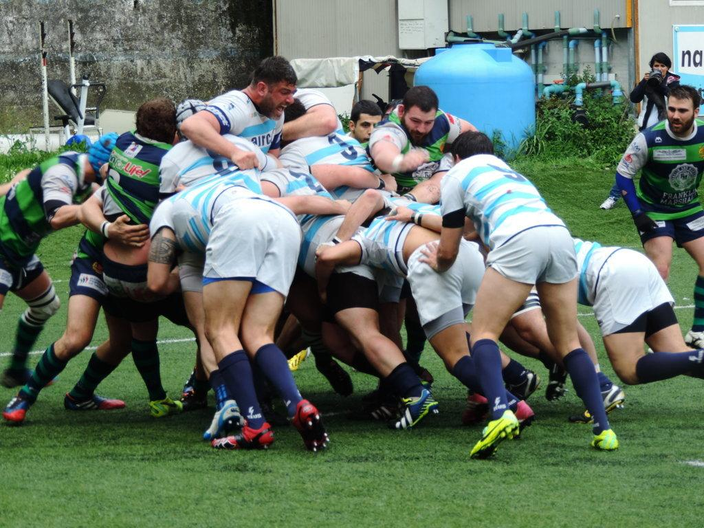 rugby pro recco
