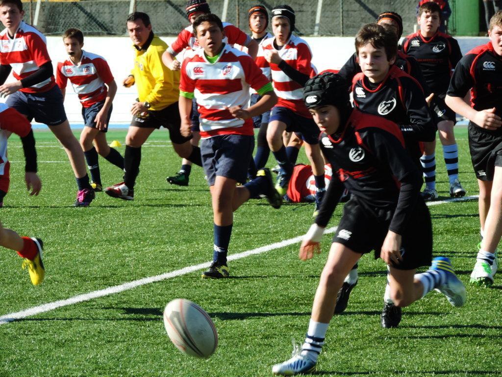 under 14 rugby liguria