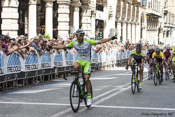 L'ottantesimo Giro dell'Appennino dedicato a tutta la Valpolcevera