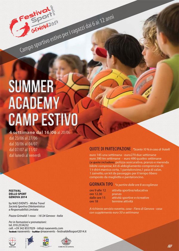 Academy al Festival dello Sport