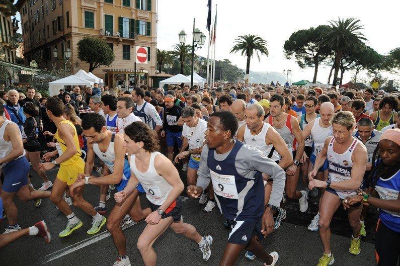 Mezza Maratona Internazionale Due Perle: la partenza