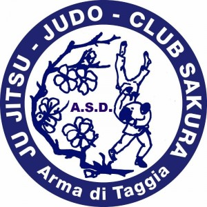 Judo Club Sakura Arma di Taggia a.s.d: il logo