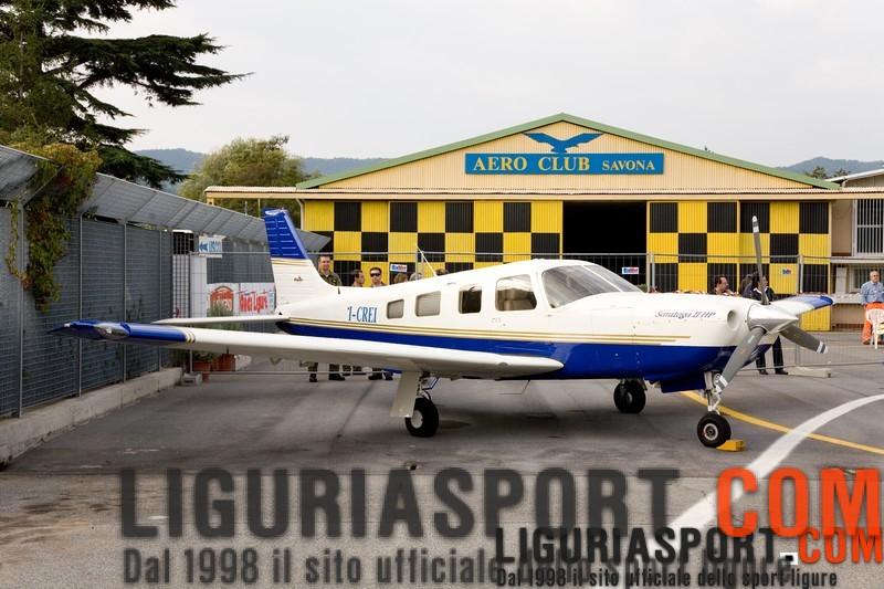 Aeroclub Savona Aereo