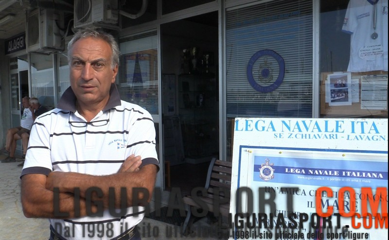 LNI Chiavari e Lavagna: il presidente Umberto Verna