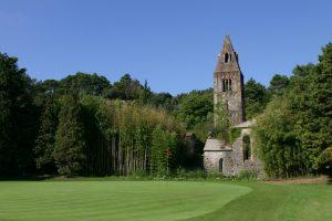 Circolo Golf e tennis: l'orologio