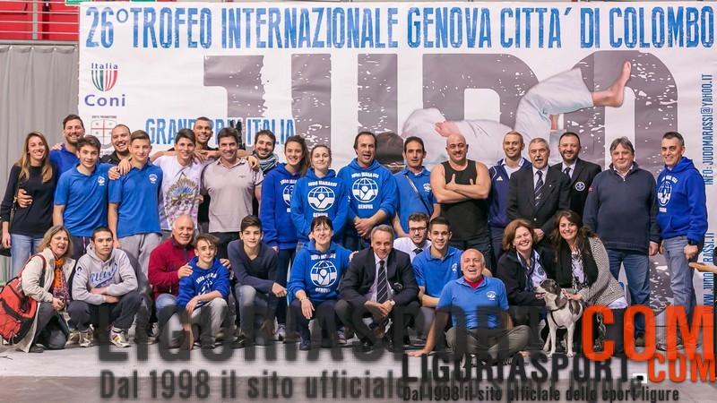 Marassi Judo: Grand Prix Genova Città di Colombo