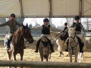 All'Horse Club Rapallo la settimana per i ragazzi del Gaslini