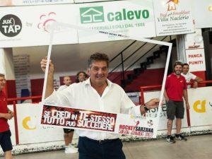 Esordio a Trissino per il Sarzana 2019-2020
