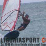 LNI Quinto: l'istruttore di windsurf della Sezione