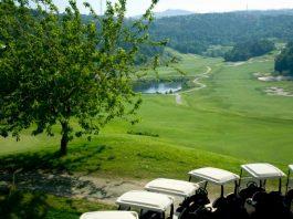 Sant'Anna golf Club: una veduta del campo1
