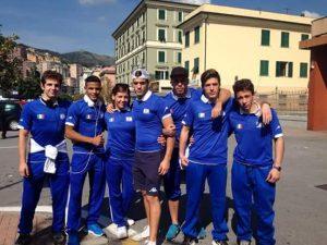 Polisportiva Mandraccio: Squadra di giovani