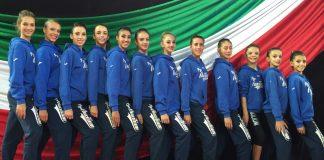 Auxilium ginnastica: la rosa 2015