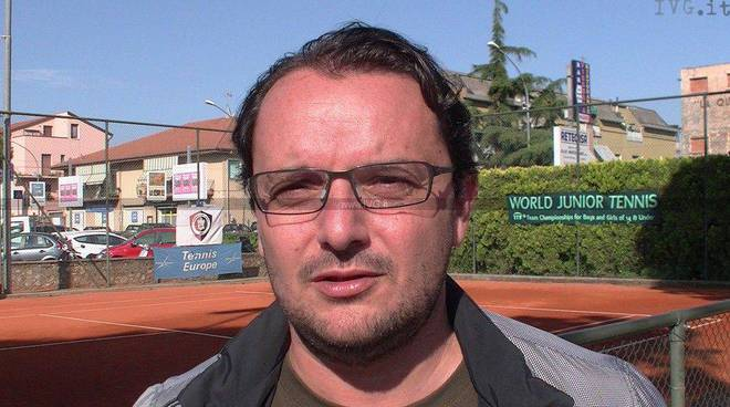 Il vicesindaco e assessore allo sport del Comune di Loano Remo Zaccaria