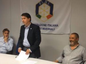 Ravetto incontra gli sci club della Liguria