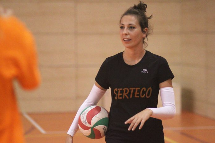 Cecilia Perata (Serteco Volley School)