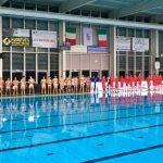 Quinto e Savona a bordo vasca prima della Coppa Italia