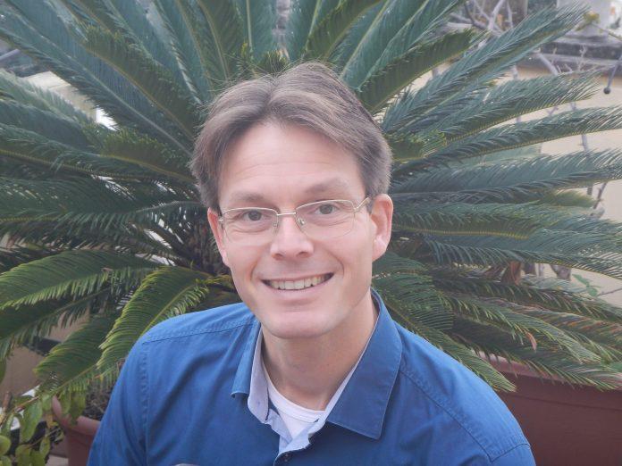 Marcel Teeuw, rolfer certificato a Genova