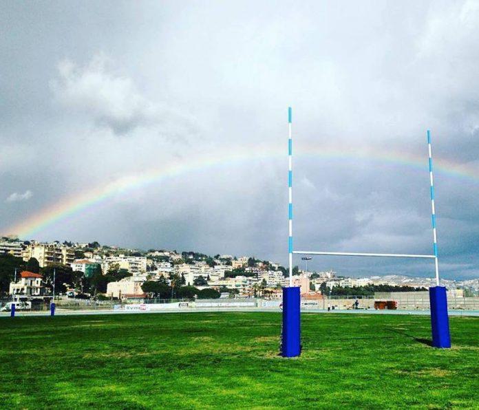 Il campo da Rugby di Sanremo