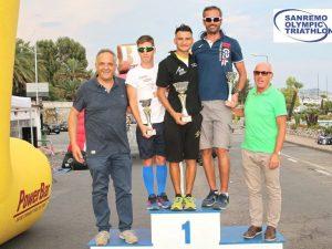 """Sanremo Olympic Triathlon """"Oltre le difficoltà"""""""