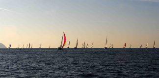 Le splendide vele della Coppa Dallorso