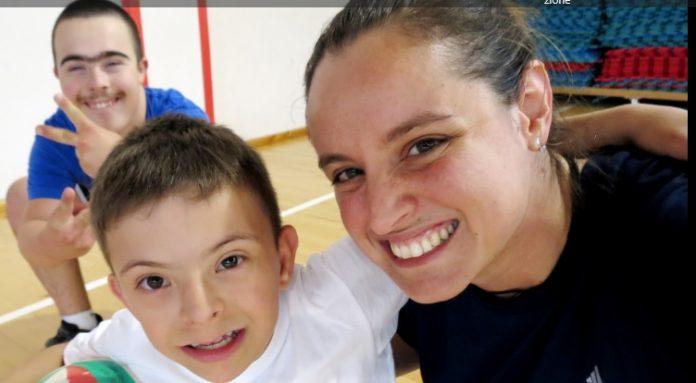 Eunike al fianco di Special Olympics