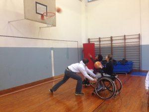 Panathlon Levante:  disabili e  prevenzione contro gli incidenti stradali