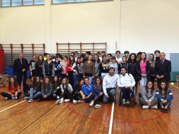 Panathlon Levante: gruppo scuola Montale