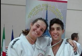 La Pro Recco Judo a Torino