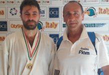 Matteo Macrì e Lillo Cinque (Cskl Campomorone)