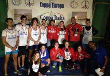 La Liguria in Coppa Europa a Reno nel 2015