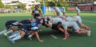 Un momento dell'atteso derby Pro Recco-CUS Genova
