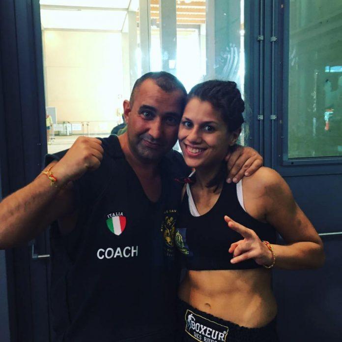 Chiara Vincis e Andrea Scaramozzino