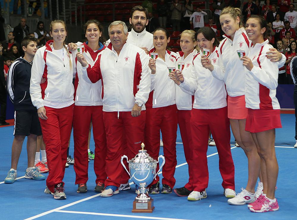TC Genova: il gruppo delle donne