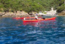 Canoa Outdoor Portofino: kayak a sanfruttuoso