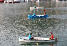 Attività in acqua del Canottaggio per Tutt