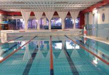 La piscina degli Amatori Nuoto Savona