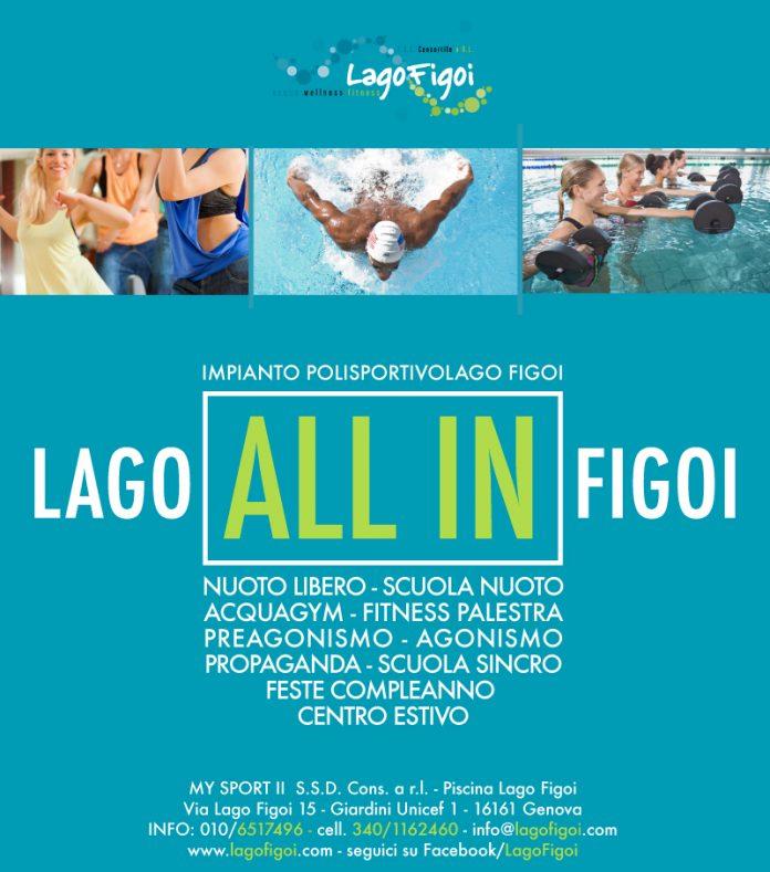Lago Figoi: nuova struttura